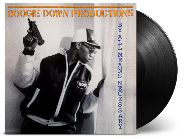 The Essential By Boogie Down Productions Krs